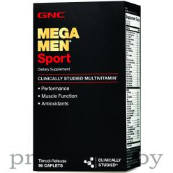 GNC Mega Men Sport (90 капс)