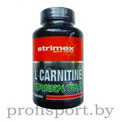 Strimex L-Carnitine Green Tea (160 капс)
