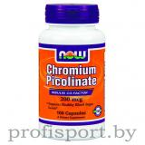Now Foods Chromium Picolinate (100 caps)