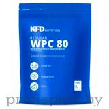 KFD Nutrition Regular WPC 80 (750 г)