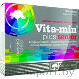 Olimp Vita-Min plus Senior (30 капс)