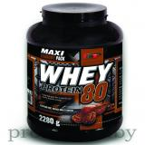 Vision Nutrition Whey Protein 80 (2250 г)